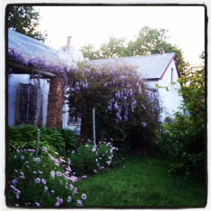 The house. Only slightly improved by Instagram.