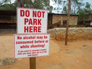 Always a good caution