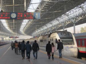 Tokyo North train station
