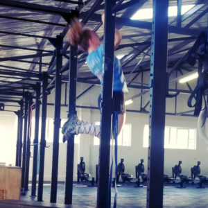 Another skill - butterfly pullups
