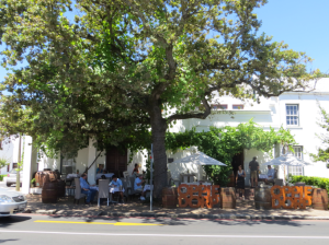 Sunsplashed Stellies where I had a blissful Sunday brunch