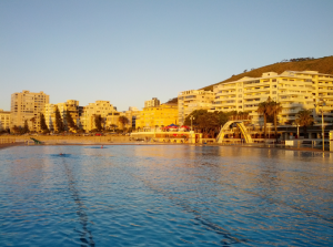 Cape Town pool