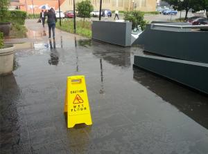 Someone has a sense of humour ...