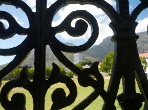 A new view of Devil's Peak