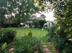 My life in Jozi - complete with a fairy tale house!